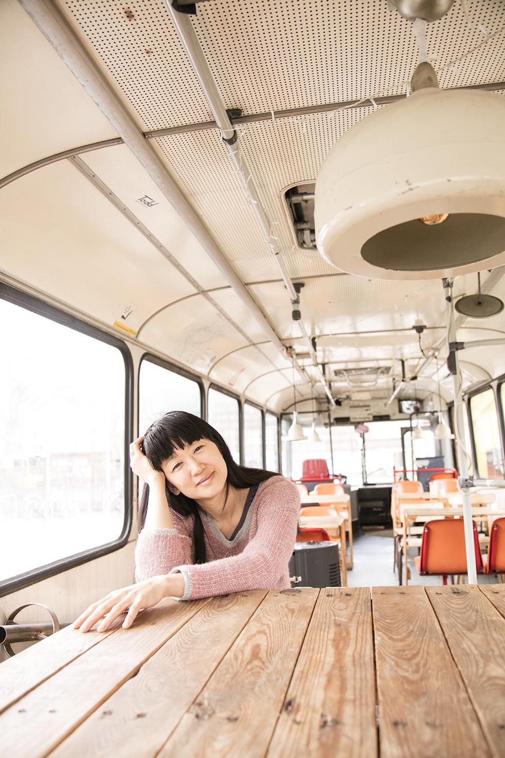 Kaoru Yuhki – contemporary dancer