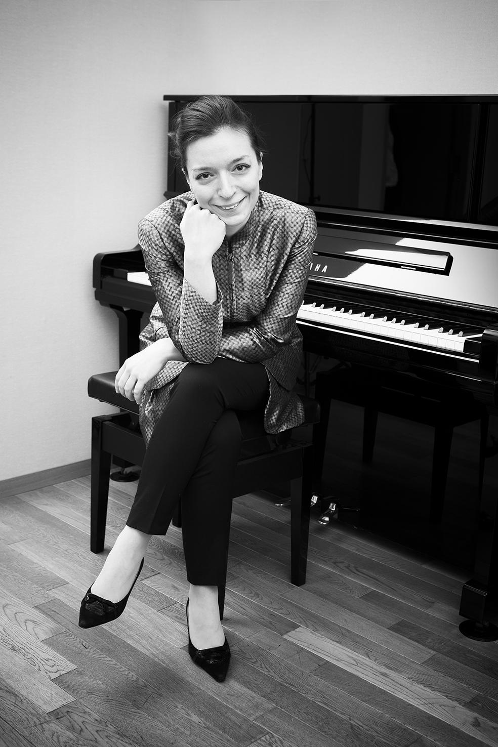 Yulianna Avdeeva – pianist
