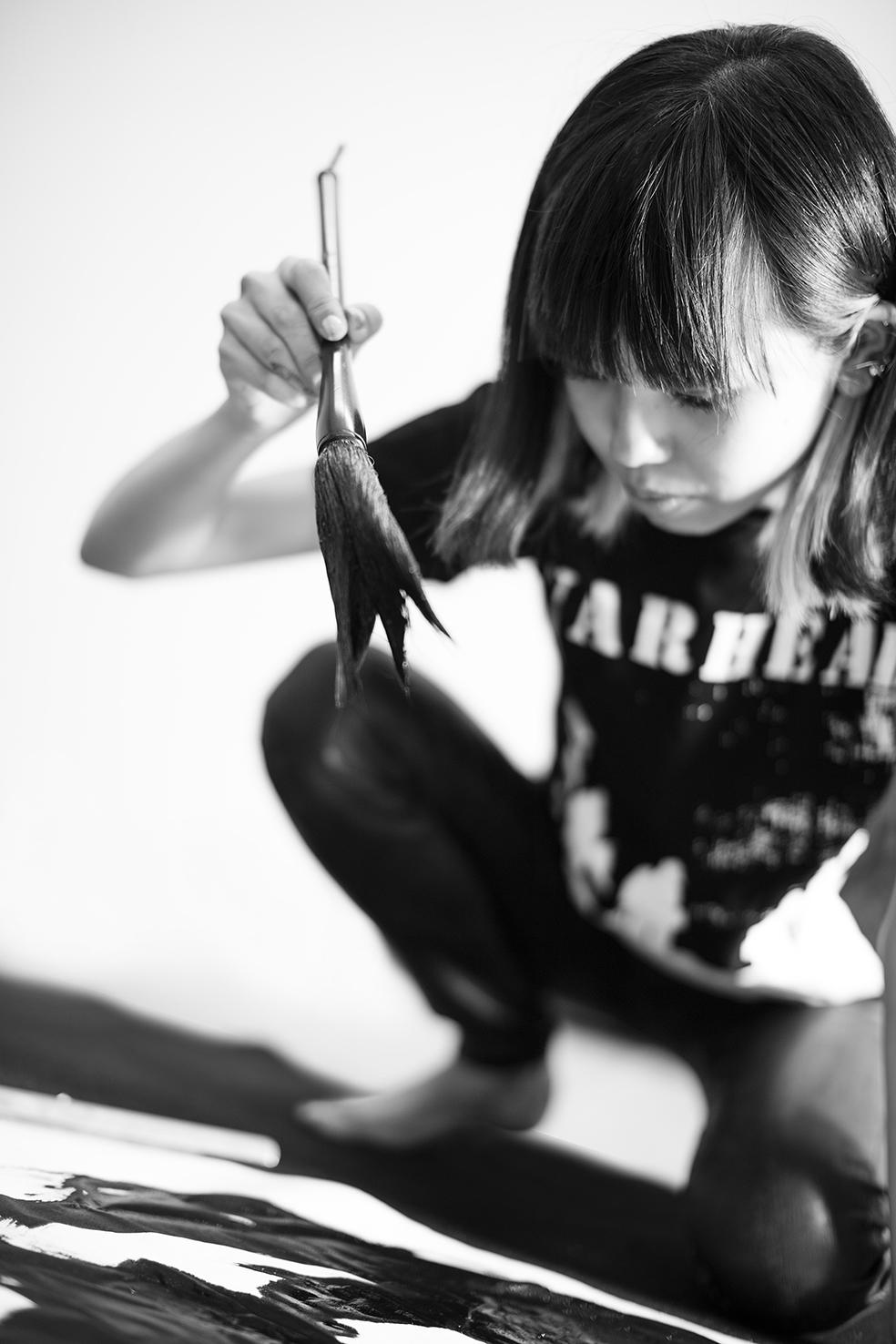 Akane Kanamori – calligrapher