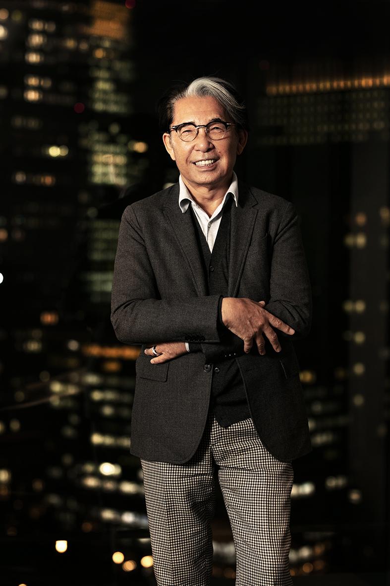 Kenzo Takada – fashion designer
