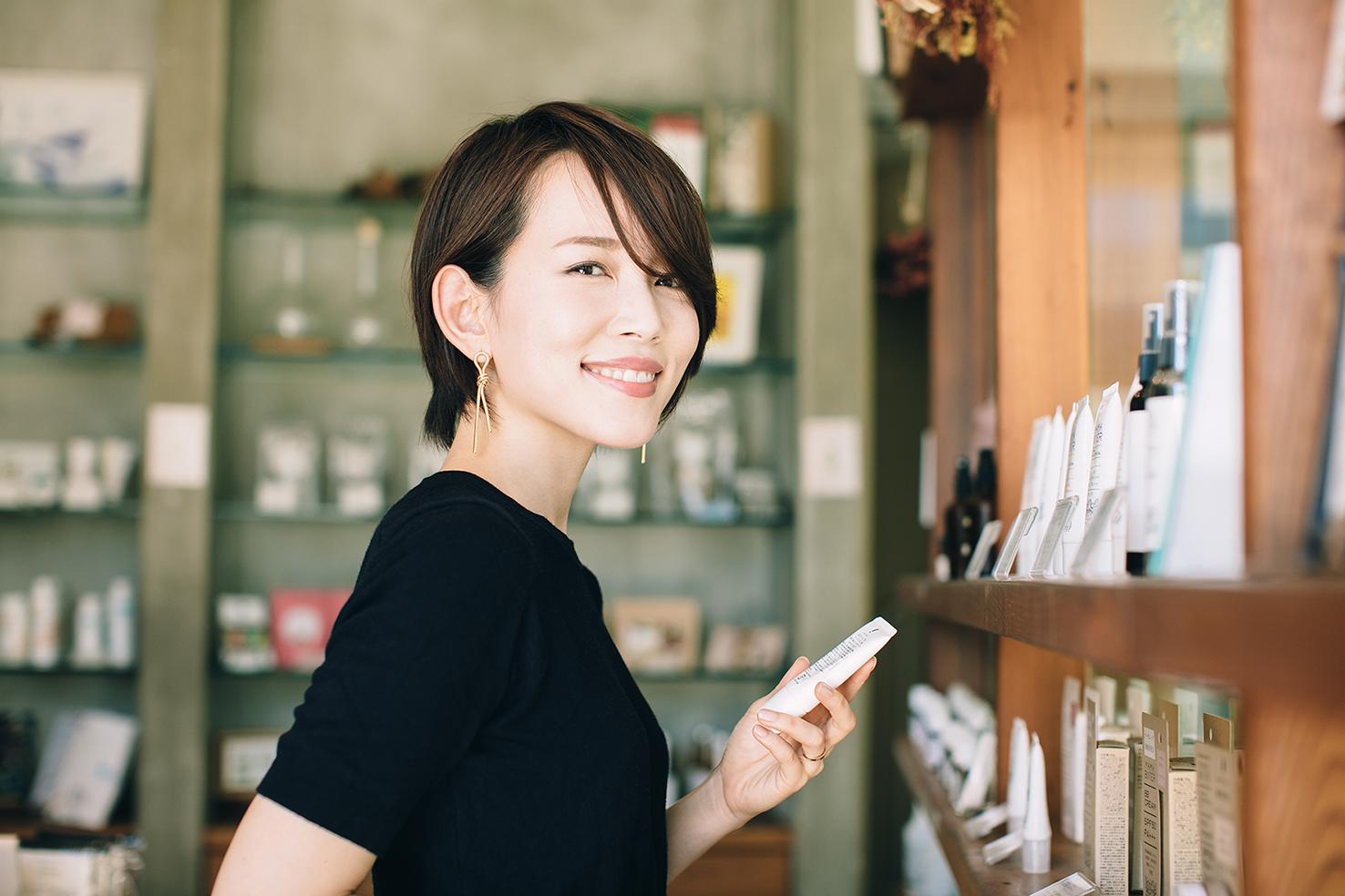Saori Motojima – beauty expert